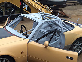 Mx5 roll cages